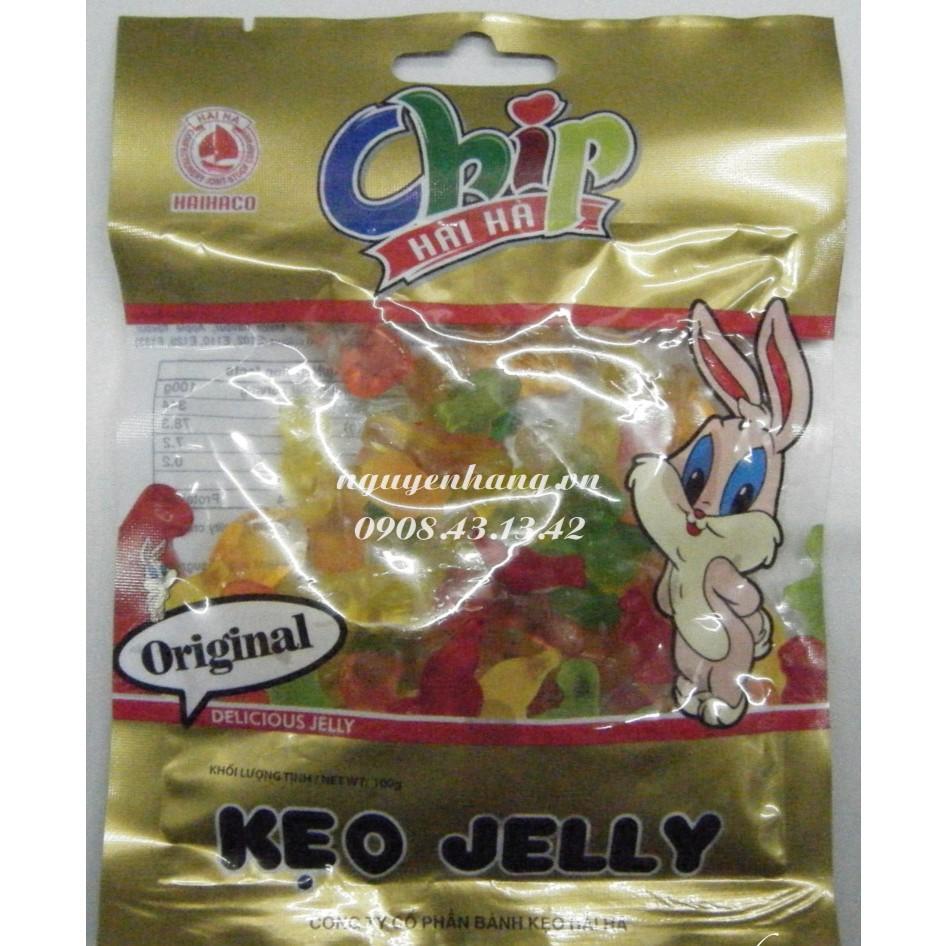 Kẹo dẻo chip Hải Hà 100g