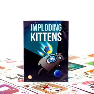 IMPLODING KITTENS – BỘ MÈO NỔ MỞ RỘNG BẢN #3