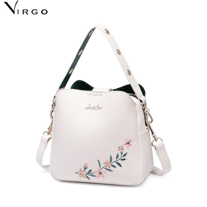 Túi nữ thời trang Just Star thêu hoa VG375