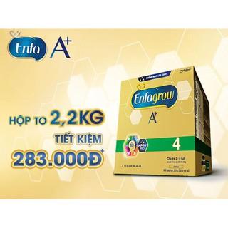 Sữa Bột Enfagrow A+ 4 (2.2kg) date 3 2022 thumbnail