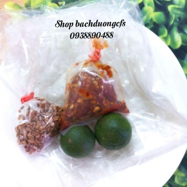 Bánh tráng tắc ớt rim 🌶 siêu cayyy dành riêng thánh ăn cay!!! - Thế Giới Bánh Tráng