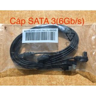 Combo 20 dây tín hiệu SATA 3.0 6Gb/s - hàng bóc máy có lẫy sắt