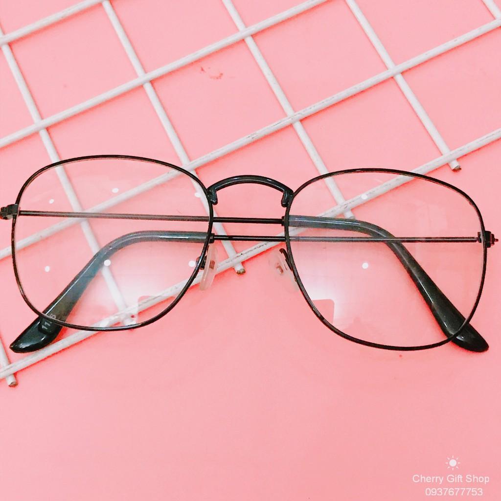 Kính Giả Cận Thời Trang Dáng Ngố Nobita Gọng Tăm Giá Rẻ