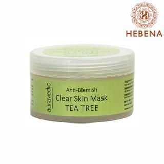 Mặt nạ neem giảm mụn - Auravedic Anti Blemish Clear Skin Mask - hebenastore thumbnail