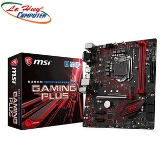 [Mã ELMSHX hoàn 8% xu đơn 500K] Bo Mạch Chủ-Mainboard MSI B360M Gaming plus thumbnail