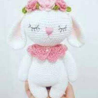 Thỏ bông siêu xinh