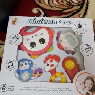 Set đồ chơi 5 món