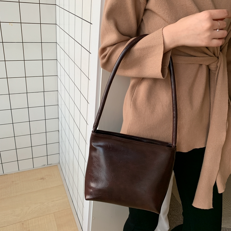 Túi xách tay nữ mềm mại phong cách Hàn Quốc