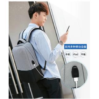Ba Lô Vải Oxford Đựng Laptop Thời Trang Hàn Quốc