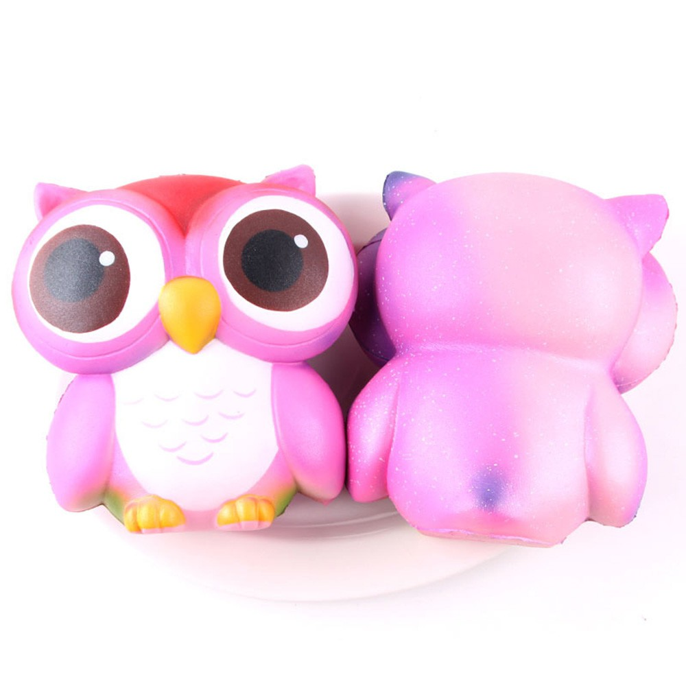 Jumbo Charm Scented Bread Reliever Stress Fashion Squishy Toy