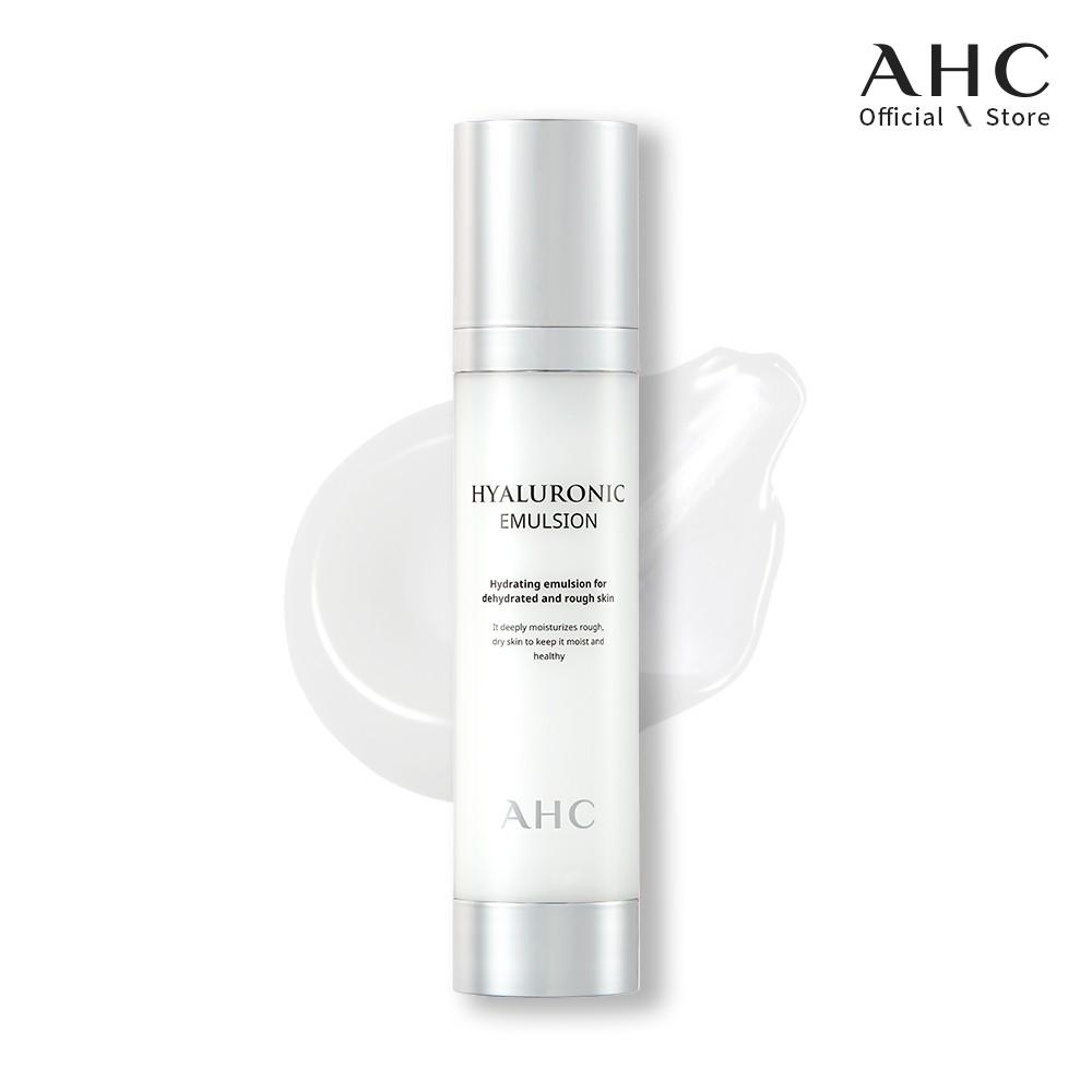 Sữa Dưỡng Ẩm AHC Hyaluronic Emulsion (100ml)