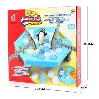 Trò chơi phá băng bẫy chim cánh cụt (cỡ Đại 25×26) Dma store xả hết