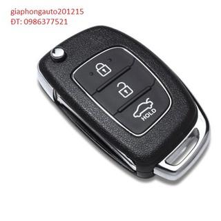 Vỏ chìa khoá gập xe HUYNDAI I10 ACCENT ACCENT blue thumbnail