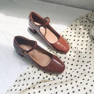 (Order) Giày nữ cao gót ulzzang