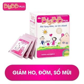 Bigbb plus hỗ trợ giảm ho,đờm,sổ mũi-tích điểm tặng quà thumbnail