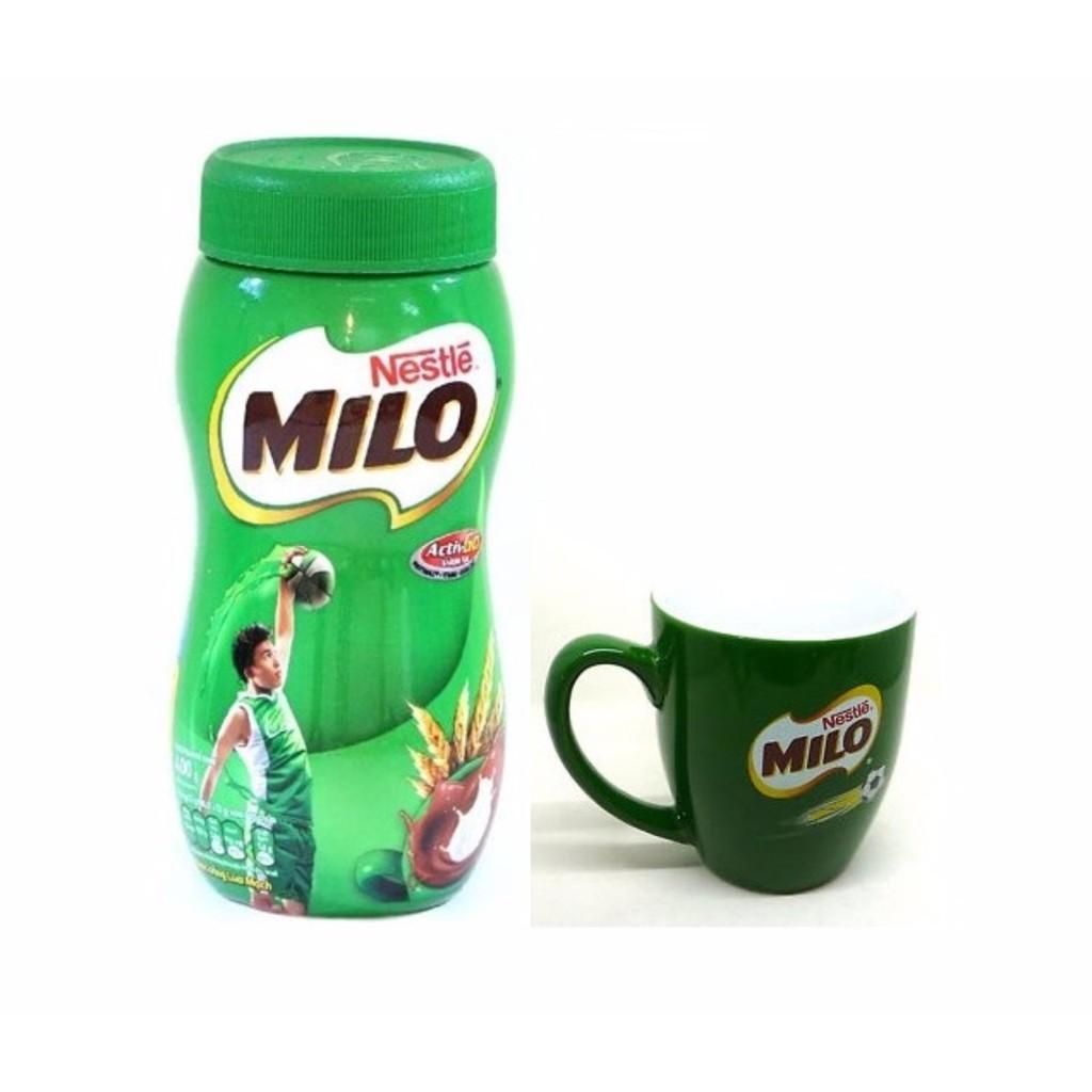 Hộp Milo Bột Nestte Hộp 400g