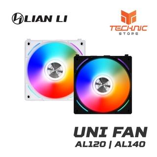 Quạt tản nhiệt Lianli UNI FAN AL120 thumbnail