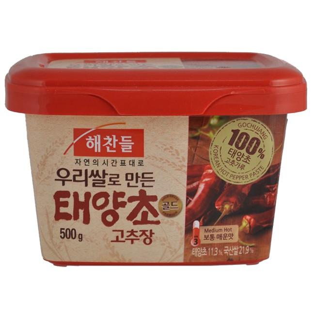 Tương Ớt Haechandle Gochujang Hàn Quốc 500g