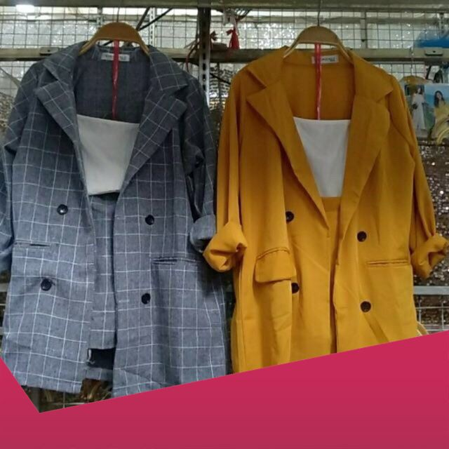 [ Big Sale ] Sét 3 món áo khoác vet kèm chân váy + áo 2 dây( ảnh+ video) thời trang việt thắng - 22895956 , 6900086317 , 322_6900086317 , 912000 , -Big-Sale-Set-3-mon-ao-khoac-vet-kem-chan-vay-ao-2-day-anh-video-thoi-trang-viet-thang-322_6900086317 , shopee.vn , [ Big Sale ] Sét 3 món áo khoác vet kèm chân váy + áo 2 dây( ảnh+ video) thời trang
