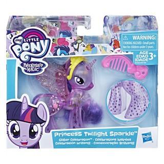 Đồ chơi MY LITTLE PONY - Công chúa lấp lánh Twilight Sparkle - Mã SP E2562 E0185