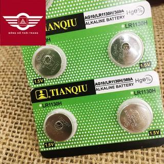 [Chính hãng] Pin cúc áo AG10 LR1130H Tianqiu - vỉ 1 viên thumbnail