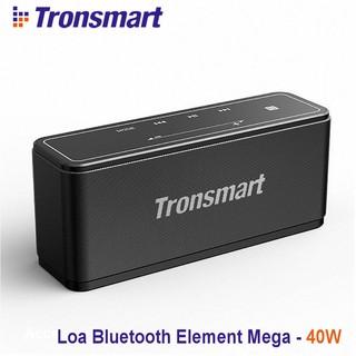 [Mã ELMS5 giảm 7% đơn 300k] Loa Bluetooth công suất 40W, Pin cực trâu, âm thanh trầm ấm TRONSMART Element Mega TM-250394