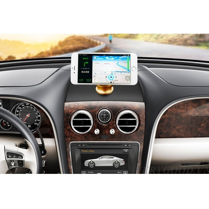 Bộ Đế hít nam châm giá đỡ điện thoại trên xe hơi, ô tô 360 độ - 3602822 , 1322258900 , 322_1322258900 , 35000 , Bo-De-hit-nam-cham-gia-do-dien-thoai-tren-xe-hoi-o-to-360-do-322_1322258900 , shopee.vn , Bộ Đế hít nam châm giá đỡ điện thoại trên xe hơi, ô tô 360 độ