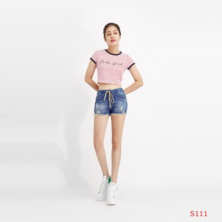 Short Jeans Nữ (S111)