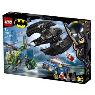[CÓ HÀNG] Lego 76120 Batman Batwing and The Riddler Heist Cuộc truy đuổi của Người dơi, Shazam và Gordon bắt Riddler