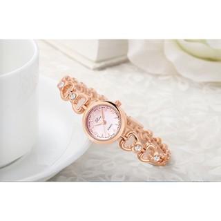 Đồng hồ thời trang Hàn Quốc, tinh tế, nhỏ gọn, không thấm nước DH02 thumbnail