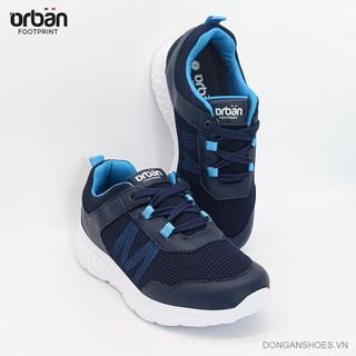 Giày thể thao cao cấp bé trai urban TB1967 xanh chàm phong cách