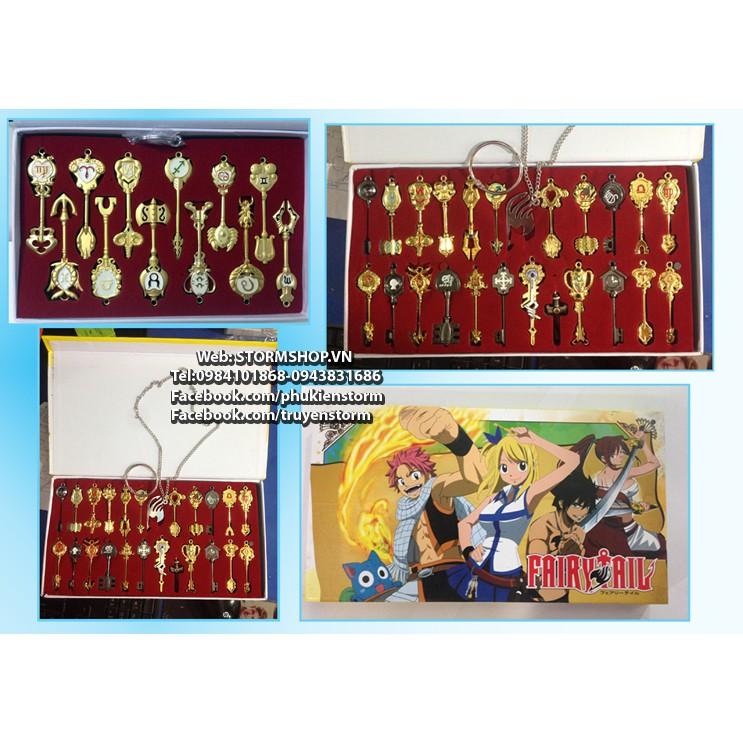 CHìa khóa cung Fairytail