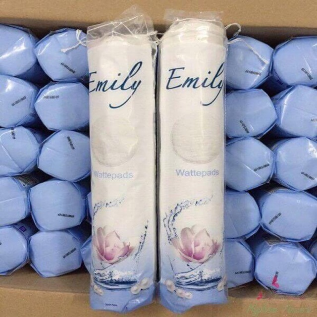 Bông tẩy trang EMILY mềm mịn cho da