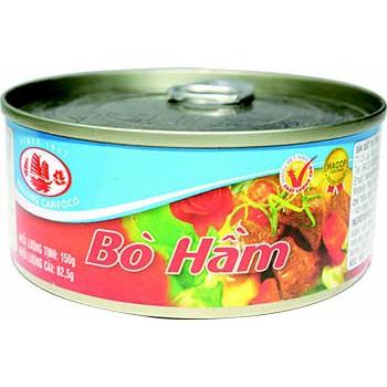 [Thịt hộp] Bò Hầm Hạ Long hộp 150g - 10082067 , 959062881 , 322_959062881 , 25000 , Thit-hop-Bo-Ham-Ha-Long-hop-150g-322_959062881 , shopee.vn , [Thịt hộp] Bò Hầm Hạ Long hộp 150g