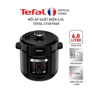 """Nồi áp suất điện Tefal Home Chef 6.0L CY601868 giá chỉ còn <strong class=""""price"""">188.400.000.000đ</strong>"""