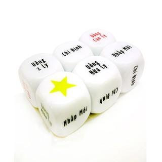 (HAO-XNUB) 5 cục Xí ngầu chơi game lúc nhậu