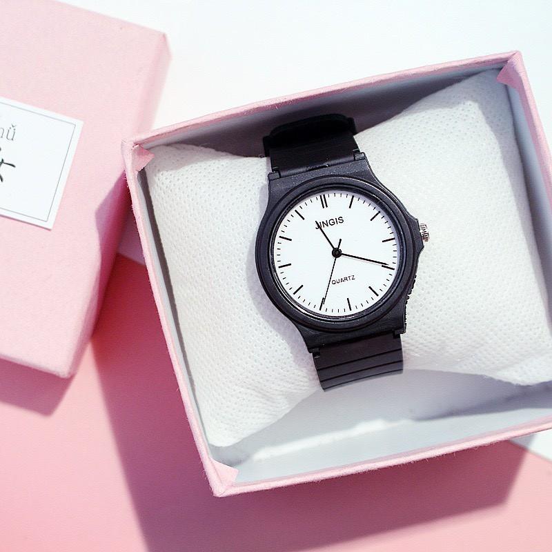 Đồng hồ nam nữ thời trang năng động trẻ trung DH84 Siêu Đẹp