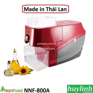 Máy ép dầu thực vật Thái Lan Nanifood NNF-800A