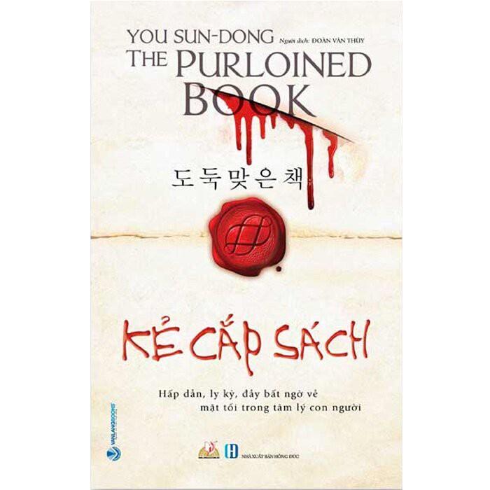 Sách - Kẻ Cắp Sách - The Purloined Book