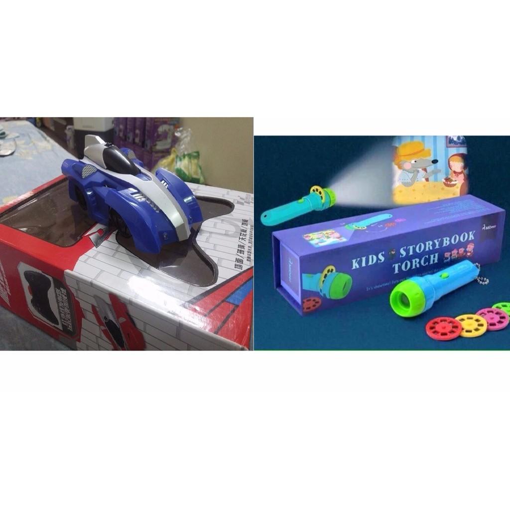 Combo bộ đồ chơi ô tô leo tường điều khiển từ xa và đèn chiếu phim kể chuyện cho bé - 3230431 , 614090061 , 322_614090061 , 299000 , Combo-bo-do-choi-o-to-leo-tuong-dieu-khien-tu-xa-va-den-chieu-phim-ke-chuyen-cho-be-322_614090061 , shopee.vn , Combo bộ đồ chơi ô tô leo tường điều khiển từ xa và đèn chiếu phim kể chuyện cho bé
