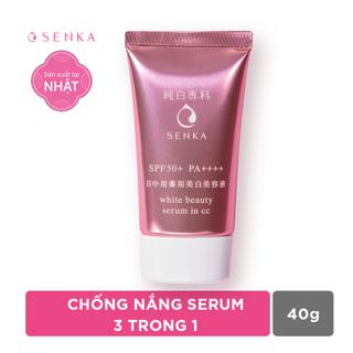 Hình ảnh Bộ sản phẩm đánh thức làn da trắng hồng (CC Serum 40g+White Beauty Glow Gel Cream 50g+White Beauty Lotion 200ml)_95133-3