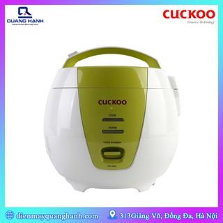 Nồi Cơm Điện Cuckoo CR-0661 1L [Hàng chính hãng bảo hành 24 tháng]