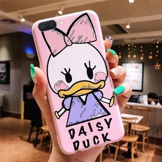 TTTKorea Cartoon Donald Duck Casing Soft Silicone Phone Case Back Cover for OPPO A37 A83 A1 A5 F1S A59