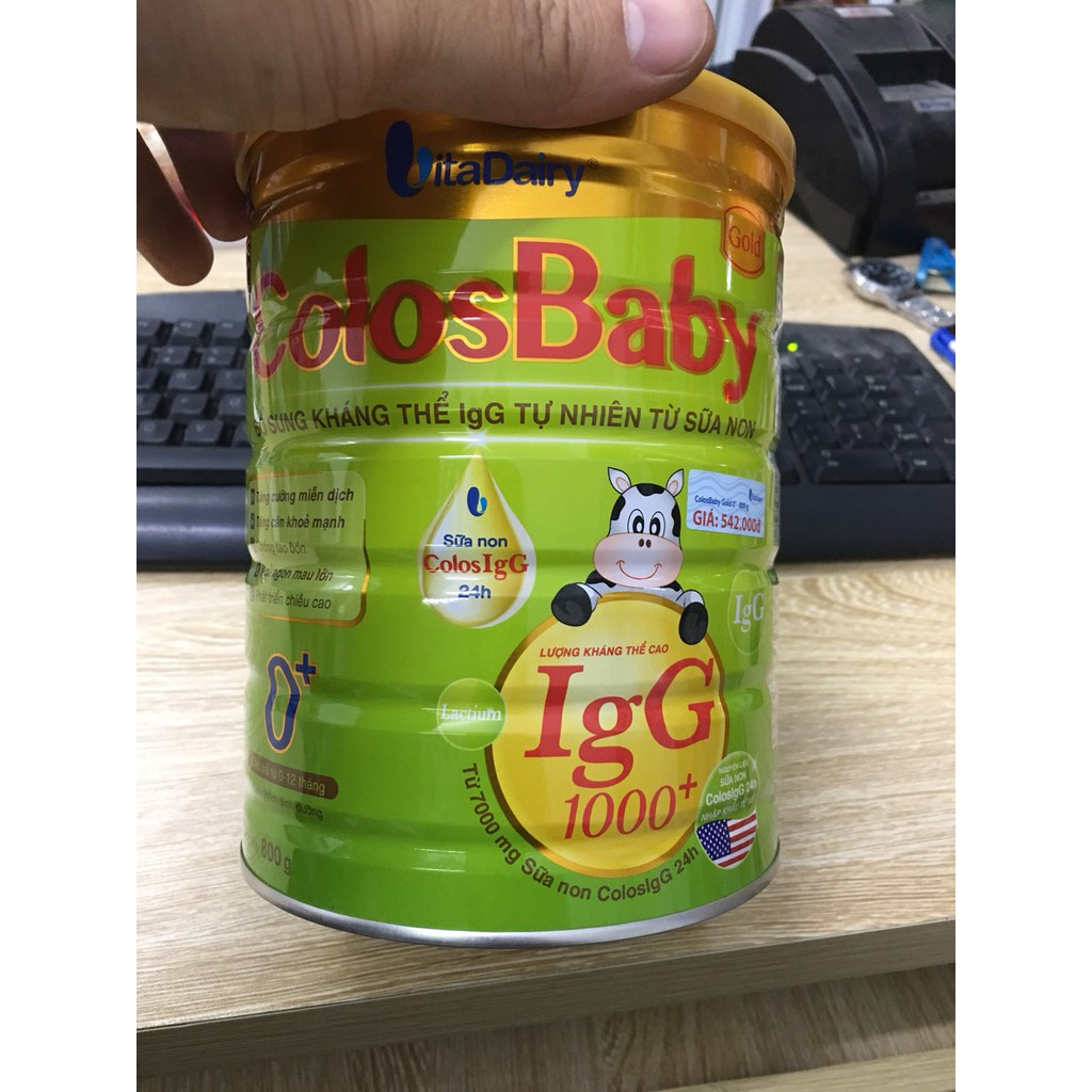 Sữa Colosbaby số 0