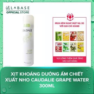Xịt khoáng dưỡng ẩm chiết xuất Nho Caudalie Grape Water 300ml thumbnail
