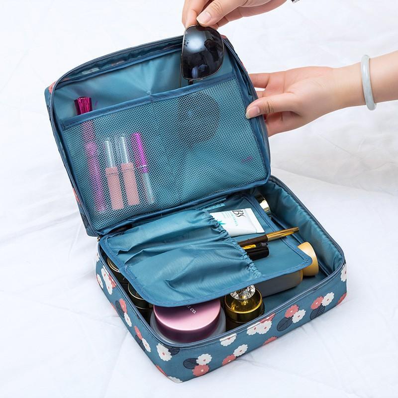 Túi đựng tiện ích, túi đựng mỹ phẩm, túi đựng đồ du lịch cá nhân Monopoly