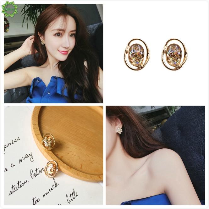 Hoa tai đính đá phong cách Hàn Quốc thanh lịch dành cho nữ - 22714659 , 6701792263 , 322_6701792263 , 27022 , Hoa-tai-dinh-da-phong-cach-Han-Quoc-thanh-lich-danh-cho-nu-322_6701792263 , shopee.vn , Hoa tai đính đá phong cách Hàn Quốc thanh lịch dành cho nữ