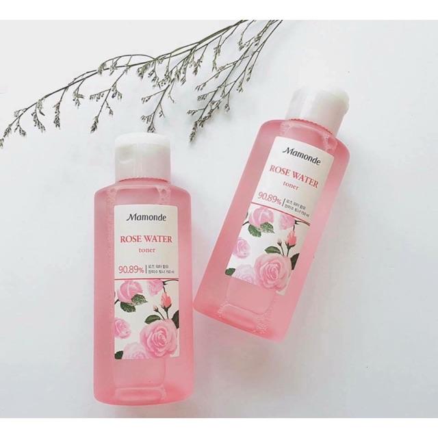 Nước hoa hồng Mamonde Rose Water - 2934438 , 250109415 , 322_250109415 , 180000 , Nuoc-hoa-hong-Mamonde-Rose-Water-322_250109415 , shopee.vn , Nước hoa hồng Mamonde Rose Water