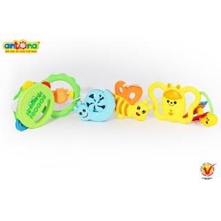 Đồ chơi -Xúc xắc trẻ em hộp 6 chiếc – ANTONA