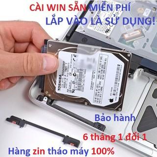 Ổ cứng laptop HDD tháo máy zin 100% 750gb 500gb 320gb 160gb 640gb 250gb 120gb 80gb bảo hành 6 tháng thumbnail